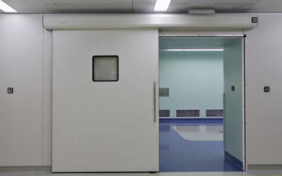 Puertas Sanitarias